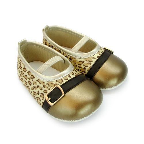 paris leopard gold