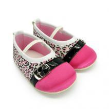 paris leopard pink