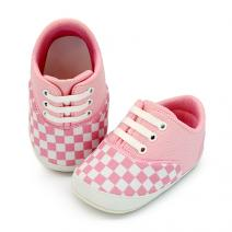 andy checker pink